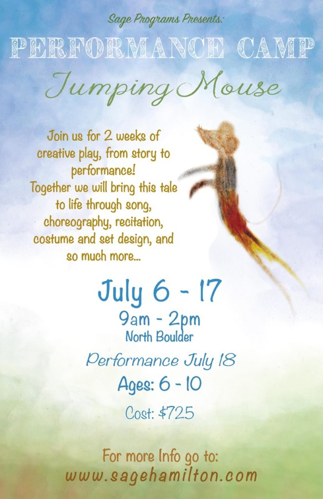 boulder summer children's camp