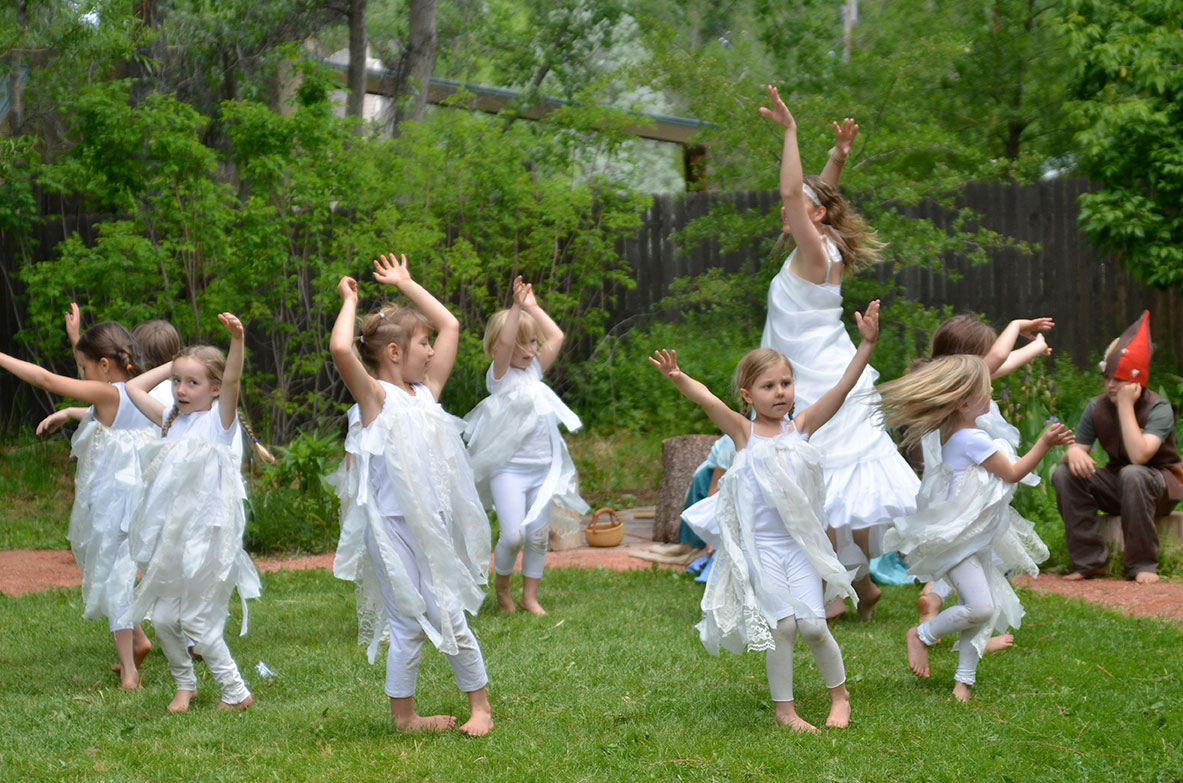Sage Hamilton Waldorf Inspired Kindergarten Program, Boulder CO